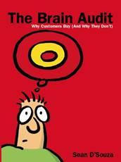 Brain Audit Sean D'Souza marketing book report POSMarketing