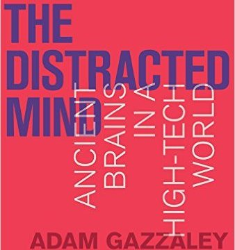 The Distracted Mind Gazzaley marketing book report POSMarketing