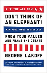 Dont Think of an Elephant by George Lakoff marketing book report POSMarketing
